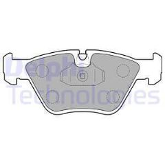 Brake Pads Front for 325mm brakes
